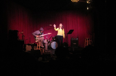 My Band, Evensong @ Hotel Cafe